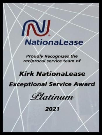 Promote Award Winning Service