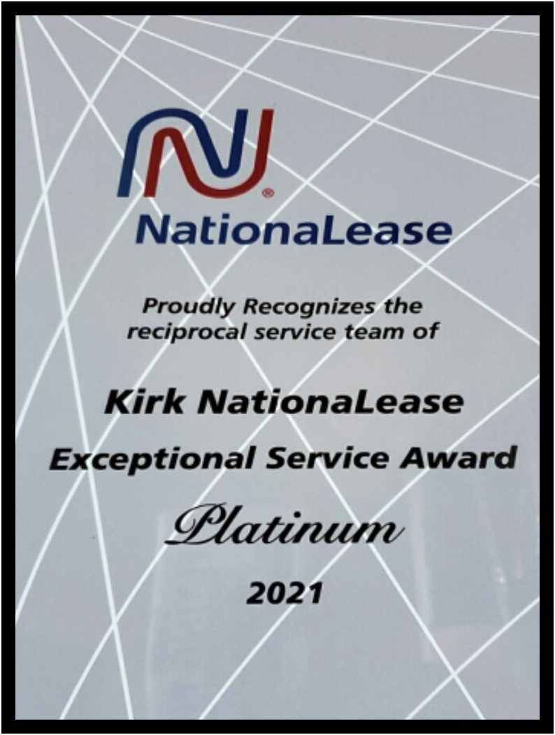 Promote Excellent Service By Kirk NationaLease